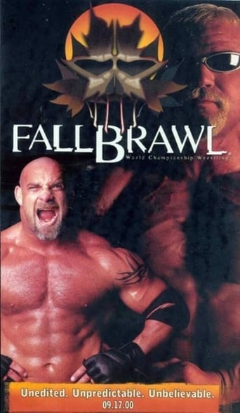 Poster of WCW Fall Brawl 2000