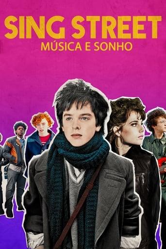 Poster of Sing Street: Música e Sonho