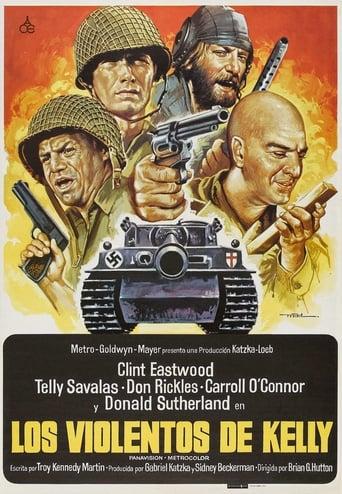 Poster of Los violentos de Kelly