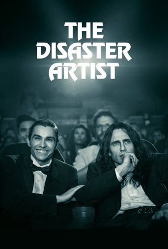 Official movie poster for The Disaster Artist (2017)