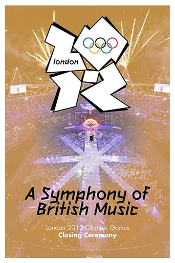 Poster of London 2012 Olympic Closing Ceremony: A Symphony of British Music