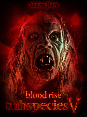 Poster of Blood Rise: Subspecies V