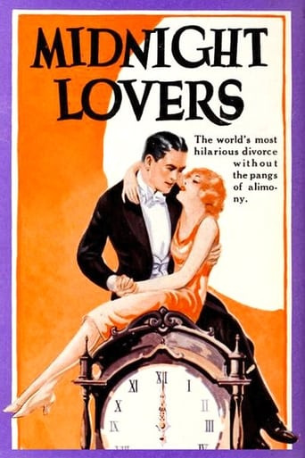 Poster of Midnight Lovers