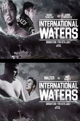 Poster of RIPTIDE: International Waters