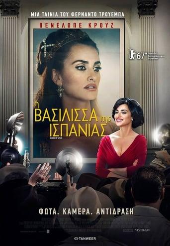 Poster of Η Βασίλισσα Της Ισπανίας