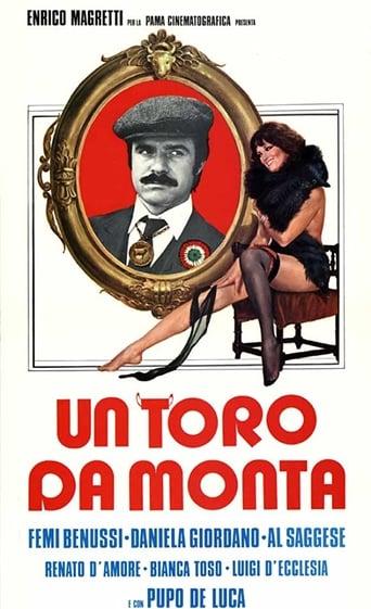 Poster of Un toro da monta