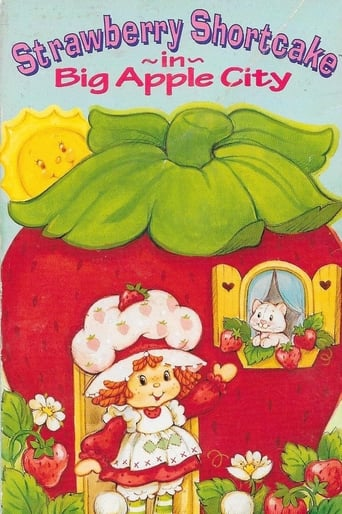 Poster of Strawberry Shortcake in Big Apple City
