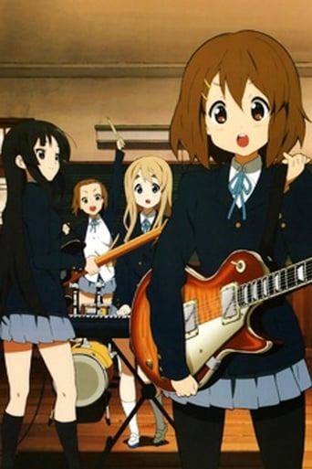 Poster of K-On!: Live House!