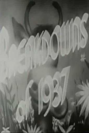 Poster of Breakdowns of 1937