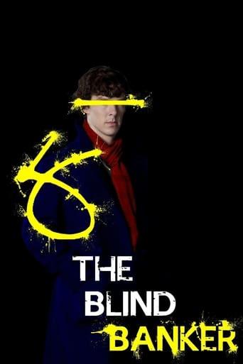 Poster of Sherlock - The Blind Banker