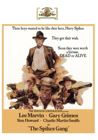 Poster of The Spikes Gang