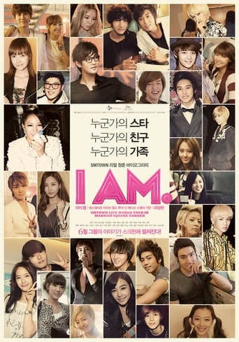 poster of I AM. SMtown Live World Tour In Madison Square Garden