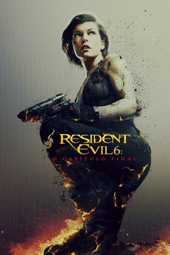 Resident Evil 6: O Capítulo Final - Poster