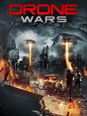 Poster of Drone Wars fragman
