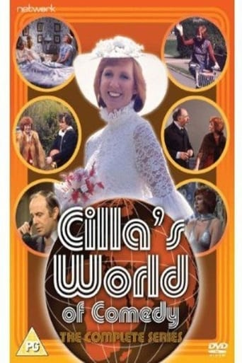 Poster of Cilla's World Of Comedy