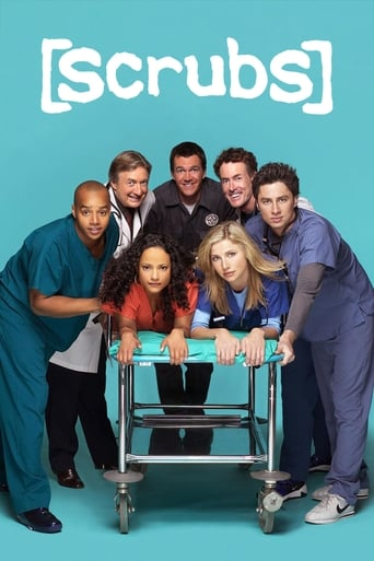 Poster of Scrubs
