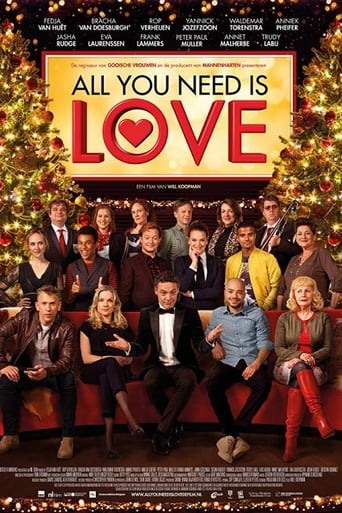 Poster for All You Need Is Love