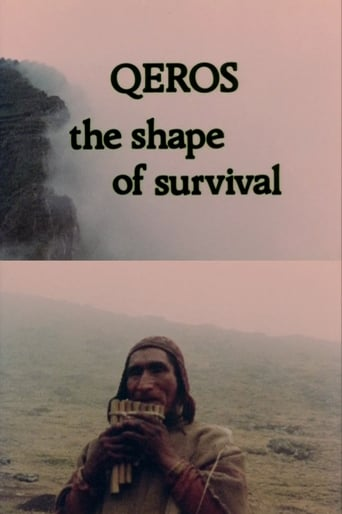 Poster of Q'eros: The Shape of Survival