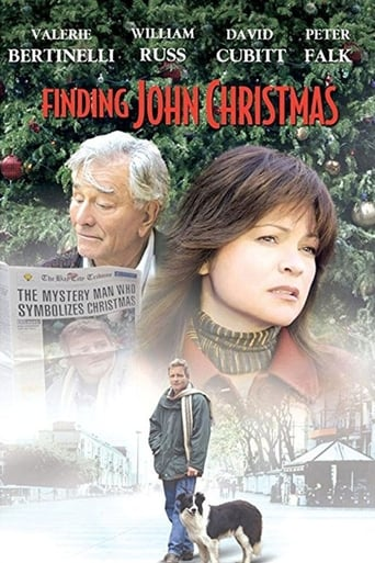 Poster of Finding John Christmas