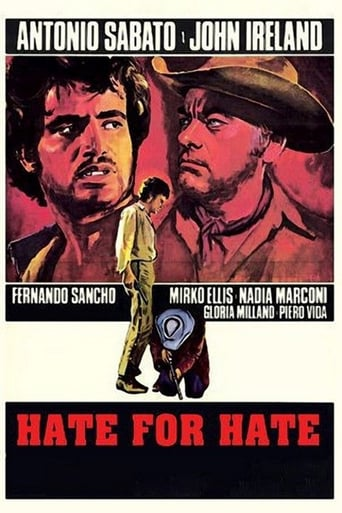 Poster of Hate for Hate