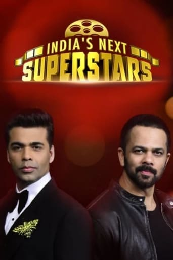 Poster of India's Next Superstars