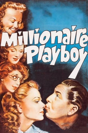 Poster of Millionaire Playboy