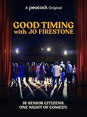 Poster Good Timing with Jo Firestone