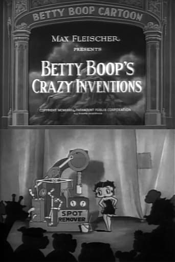 Poster of Betty Boop's Crazy Inventions