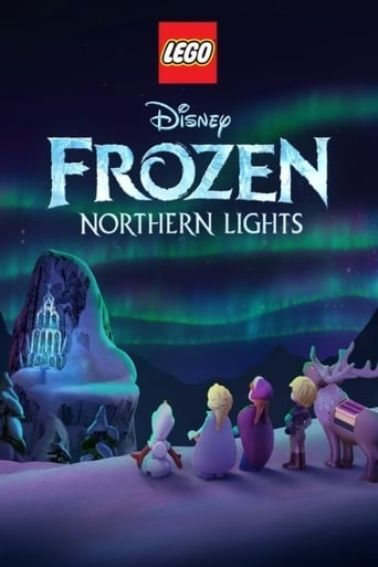 Poster of LEGO Frozen Northern Lights