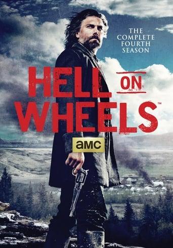 Hell on Wheels 4ª Temporada - Poster