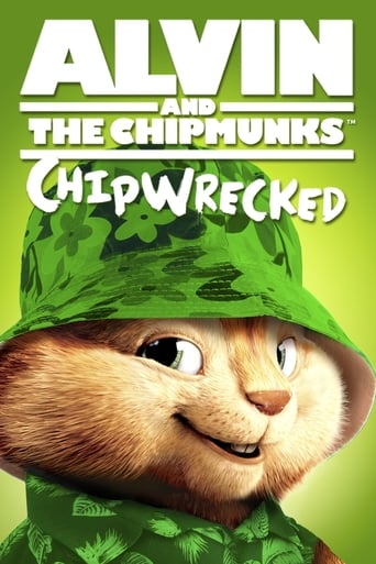 Alvin en de Chipmunks  III - Chipwrecked