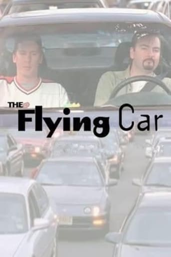Poster of The Flying Car