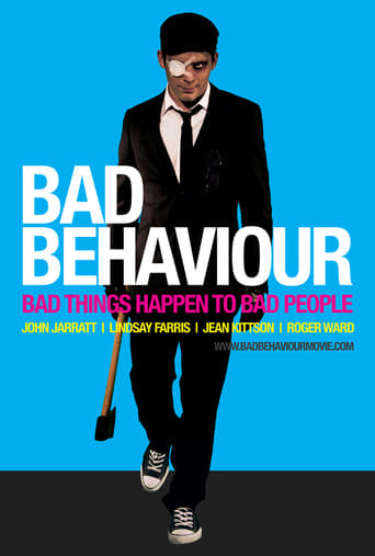 Poster of Bad Behaviour