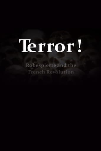 Poster of Terror! Robespierre and the French Revolution