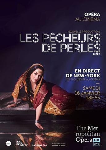 Poster of Bizet: The Pearl Fishers