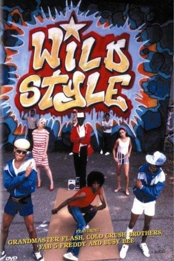 Poster of Wild Style