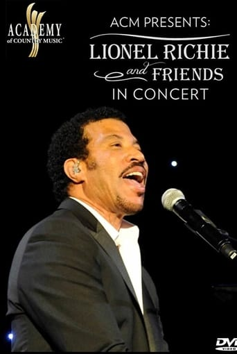 Poster of ACM Presents Lionel Richie and Friends in Concert