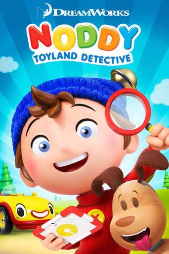Poster of Noddy, Toyland Detective