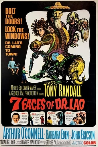 Poster of 7 Faces of Dr. Lao