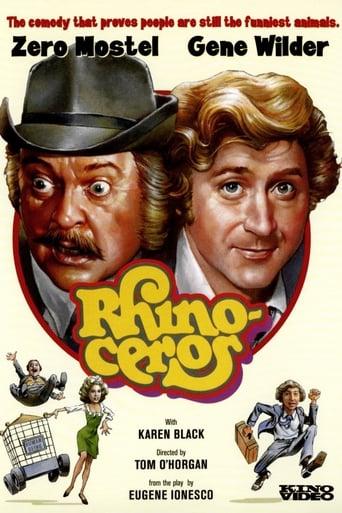 Poster of Rhinoceros