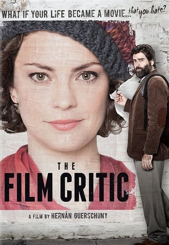 Poster of The Film Critic