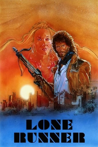 Poster of Lone Runner