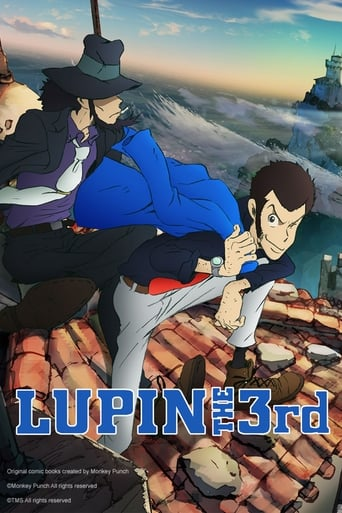 Poster of Lupin the Third Part 4