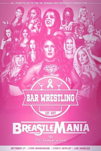 Poster of Bar Wrestling 21: Breastlemania