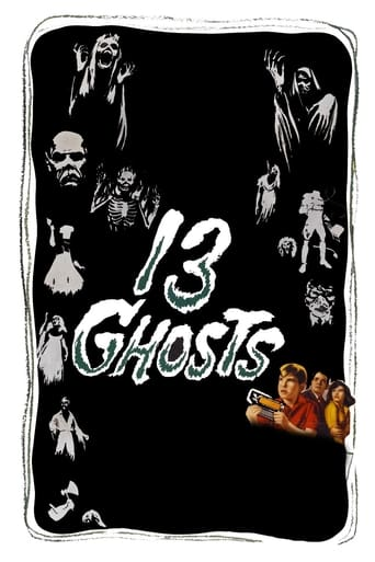 Poster of 13 Ghosts