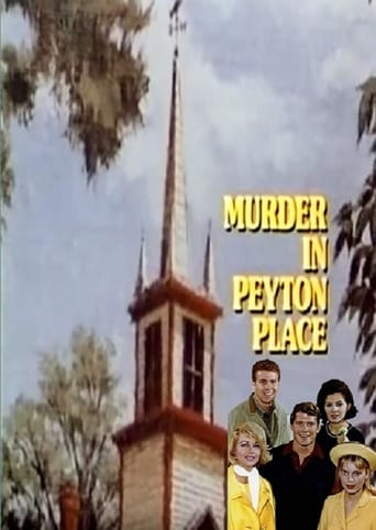 Poster of Murder in Peyton Place