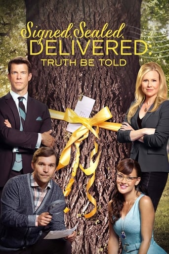 Poster of Signed, Sealed, Delivered: Truth Be Told