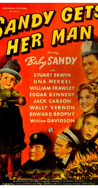 Poster of Sandy Gets Her Man