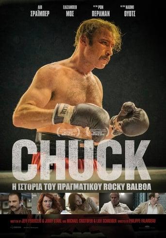 Poster of Chuck: Η Ιστορία Του Πραγματικού Rocky Balboa