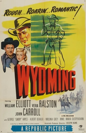 Poster of Wyoming